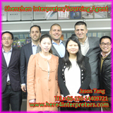 Chinese English Shenzhen Translator Interpreter Jason With German Clients Oliver, Nordin, Felex