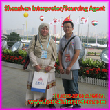 Freelance Interpreter Roy in Zhongshan, China at Canton Fair