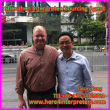 English Interpreter Translator in Shenzhen Jason with Mr. Ben from USA