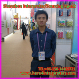 Freelace Interpreter Lance in Donguan at Canton Fair